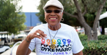 Dyke March West Hollywood